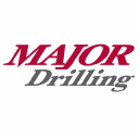Major Drilling logo icon