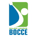 Major League Bocce logo icon