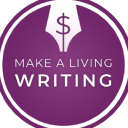 makealivingwriting.com logo icon