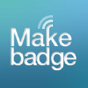Make Badge logo icon