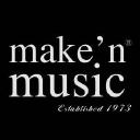 Make'n Music logo icon