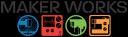 Maker Works Open House logo icon
