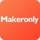 Makeronly logo icon