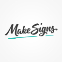 MakeSigns.com logo