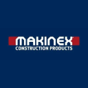Makinex Construction Products logo