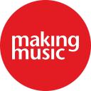 Making Music logo icon