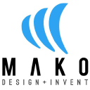Mako Design logo icon