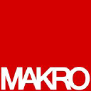 MAKRO PRESS. New York, United States logo