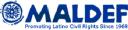 Maldef logo icon