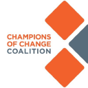 Male Champions Of Change logo icon