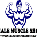 Male Muscle Shop logo icon