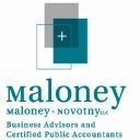 Maloney Novotny logo icon