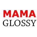 Mama Glossy logo icon