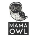 Mama Owl logo icon