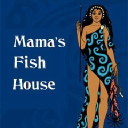 Mama's Fish House logo icon