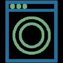 Mama's Laundry Talk logo icon
