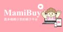 媽咪拜mami Buy最多媽媽分享的親子平台 logo icon
