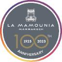 La Mamounia logo icon