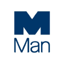 Man logo icon
