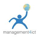 Management4ict logo