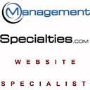 Management Specialties Web Services LLC logo