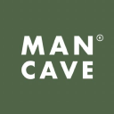 Man Cave Men's Grooming Gear logo icon