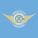 Man City Square logo icon