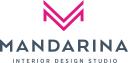 MANDARINA STUDIO interior design logo