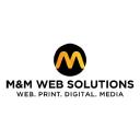 Mand M Web Solutions logo icon