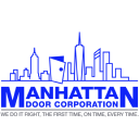 Manhattan Door Corporation logo