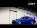 Mann Engineering - Subaru Performance logo