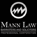 Mann Law, Barristers and Solicitors Professional Corporation logo