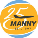 Manny Aviation Services logo
