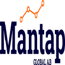 MANTAP Global AB logo