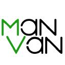 Manvan.ie logo
