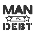 Man Vs Debt logo icon