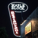 Maple Block Meat Co logo icon