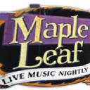 Maple Leaf Bar logo icon