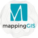 MappingGIS.com logo