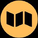 Map Trotting logo icon