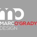 MARC O'GRADY design+build logo