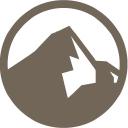 Adirondack Mountain Range logo icon