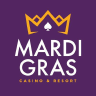 Mardi Gras Gaming logo