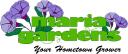 Maria Gardens Center logo