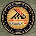 Marine Corps Marathon logo icon