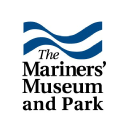 The Mariners' Museum And Park logo icon