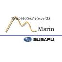 Marin Mazda Subaru logo