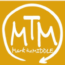 MArK THe mIDdLe - Innovation Independence Starts in the Middle logo