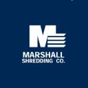 Marshall Shredding Company logo