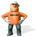 Mascus logo icon